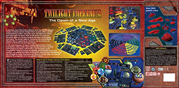Twilight Imperium 3rd Edition | Board Game Atlas